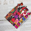 WomenのためのカスタムFold Over Elastic Hair Ties