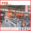 Máquina de PVC de plástico de Cine de Reciclaje