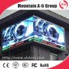 2016 la publicité extérieure chaude des ventes P10 (IMMERSION) DEL/affichage vidéo