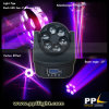 꿀벌 Eyes Mini 6PCS 15W 4in1 LED Moving Head Light