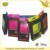 Cadre de mémoire de empaquetage d'imprimerie de carton coloré de papier