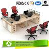 새로운 디자인 원형 목제 사무실 책상, 목제 사무실 책상 가구