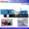 Injection moulant faisant la machine pour le pot de fleur