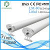 Luz impermeable de la Tri-Prueba de la CA 60watt los 5ft LED de Inputt Voltage220-240V