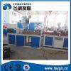 PVC/PP/PE einzelne Plastikwand-gewölbter Rohr-Produktionszweig