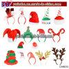 Produto acessório do Natal do Headband do chapéu da festa de Natal (CH8013)