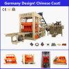 Machine à paver faisant la machine de fabrication de brique de matériel