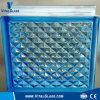Decoration를 위한 파란 Lattice Glass Block