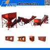 Machine de verrouillage pressée hydraulique manuelle de bloc d'argile (WT1-25)