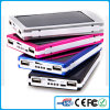 Customized LogoのWhoesale Solar Products 10000mAh Solar Battery Charger