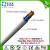 H05z1z1-F, электрический провод, 300/500 v, гибкое Cu/LSZH/LSZH (EN 50525-3-11 BS)