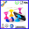 Silicone Mini Speaker Stand Cell Phone Horn per il iPhone 5