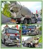 Foton 6X4 12cbm 336HP Concrete Mixer Truck