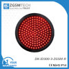 Indicatore luminoso di segnale rosso di disciplina del traffico LED