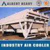 Dispositivo di raffreddamento di aria industriale di ASME per il raffreddamento del gas