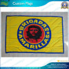 90X150cm Amarillas Brigadas Club Sports Outdoor Flying Flag (J-NF01F09031)
