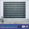 Панель нутряного потолка деревянных шерстей уменьшения шума акустическая