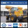 Emmer van de Meter Zl50gn van de Lader XCMG van het Wiel van China 5ton 3 de Kubieke