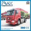 モンゴルのためのSinotruk 4X2 380HP Euro2 HOWOの主発動機Truck