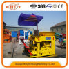 Egg mobile Laying Hollow Block Making Machine per Market africano