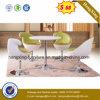 새로운 디자인 금속 기초 회전 의자 바 가구 (UL-JT9232)
