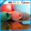 Foldableヨガのマットの環境に優しい適性PVCヨガのマット、練習のマット