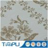 Nueva tela 100% del telar jacquar del rayón del modelo de flor del poliester del diseño de la alta calidad del modelo