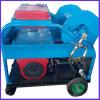 Producto de limpieza de discos de la alta presión del motor de gasolina de la máquina del producto de limpieza de discos del tubo de desagüe de la alcantarilla