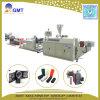 Single-Wallケーブルワイヤー機械を作る波形のプラスチック管PE-PP-PVCの押出機