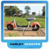 Batterie au lithium électrique de scooter de Harley de 2 portées de Citycoco de grande roue 1000W 60V
