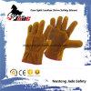 牛分割された産業安全ドライバー革作業手袋