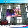 Schermo di visualizzazione fisso di pubblicità dell'interno del LED di alta luminosità di esplorazione di controllo sincrono P4.81 SMD 1/8