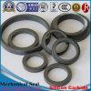 Sic van het Carbide van het silicium Stationaire Roterende Zegelring