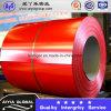A cor revestiu as bobinas galvanizadas Prepainted bobina PPGI da folha de PPGI