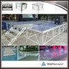 Etapa de aluminio del plexiglás del marco para los acontecimientos y los proyectos de la piscina