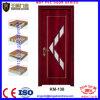중국 사람 디자인 유리제 나무로 되는 실내 룸 문