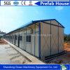 Het milieuvriendelijke Geprefabriceerde Mobiele Huis van de Bouw van de Structuur van het Staal en het Comité van de Sandwich met Lage Kosten