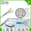 Câble extérieur du coût bas CAT6 de qualité pour le réseau