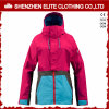 Женщины куртки зимы в добавочном полиэфире курток размера (ELTSNBJI-15)