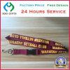 Venta caliente personalizada del acollador de la promoción de la impresión de la venta al por mayor de la fábrica de la insignia