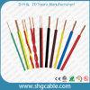 Высокий гибкий провод силиконовой резины 3 сердечников электрический