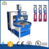 Automatisch Roterend pvc die Machine van de Verpakking van de Tandenborstel van de Machine van de Blaar van de Hoge Frequentie de Verzegelende (jy-8000azd-r) inpakken