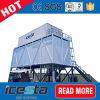 Máquina de fatura de gelo concreta refrigerando concreta do floco da máquina