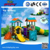 Apparatuur van de Speelplaats van de Reeks van het Beeldverhaal van de Gymnastiek van het Vermaak van de Kinderen van Kidsplayplay de Openlucht