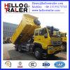 Sinotruk 6X4 덤프 트럭 30t 수용량 팁 주는 사람 트럭
