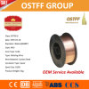 провод заварки катышкы D200 Китая MIG 0.6mm (0.023 ) пластичный (ER70S-6)