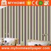 China fabricante de papel tapiz de decoración de la casa de papel de pared