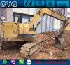Mini excavador usado de la oruga E70b para la venta