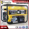 6kVA 5kw beweglicher Benzin-Generator-Preis in Indien