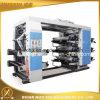 Impresora flexográfica de la película de color de Nuoxin 6